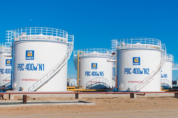 Хранение и реализация нефтепродуктов